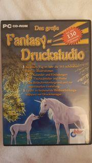 Fantasy Druckstudio Software