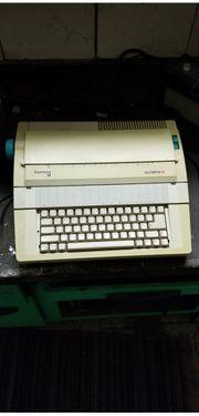 Olympia Carrera II Elektrische Schreibmaschine