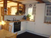 Küche inkl Kühlschrank Herd Backofen