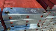 Holzboden Gerüst 240 qm 30x8 -