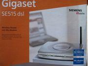 Siemens Gigaset SE 515 DSL