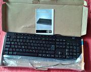 Tastatur - NEU - ISY IKE-1000 Keyboard