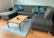 Wohnlandschaft Couch U-Form