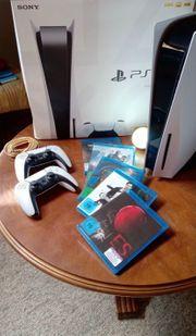 Sony PS5 Blu-Ray Edition Spielekonsole