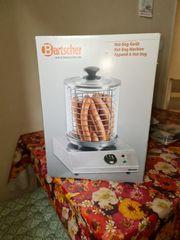 Bartscher Elektrisches Hot-Dog-Gerät