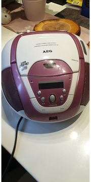 Cd player mit usb AEG
