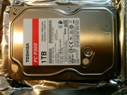 HDD 1TB Toshiba P300 - Neuwertig