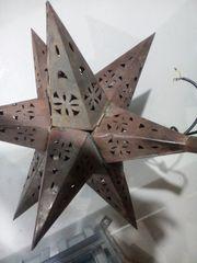 Orientalische Sternlampe