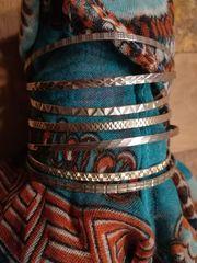 Alte Armreifen Silber 835 Silberschmuck