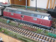 MBW Spur 1 Lokomotive DB-Diesellok