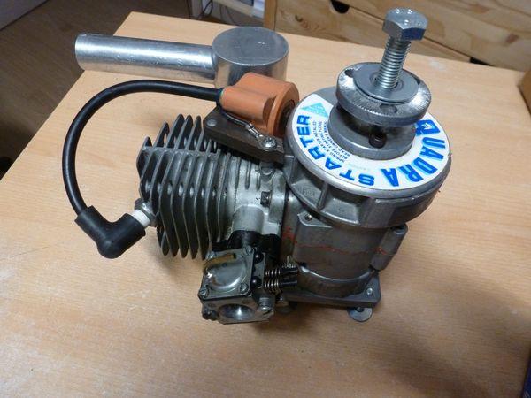 Quadra Benzinmotor