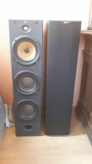 High-END-HI-FI-Boxen von B W-Neupreis 1200-EUR