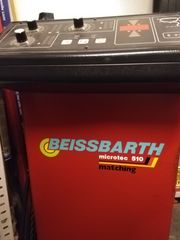 Reifen-Wuchtmaschine Beissbarth microtech 501