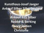 Ankauf Silber Georg Jensen Robbe