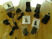 2 Senioren-Handys der Marke Swiss