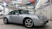 Porsche 993 Carrera Targa Sammlerzustand