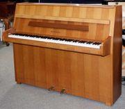 Klavier Seiler 112 Nußbaum satiniert