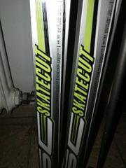 Fischer Langlauf Set inkl Ski