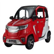 Stormborn X8 AC Elektro-Kabinenfahrzeug - rot weiß