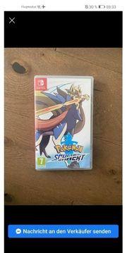 Nintendo switch Spiel Pokemon Schwert
