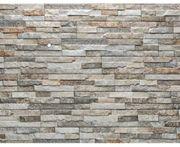 Steinmauer Fliesen