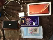 Iphone rx64GB koralle