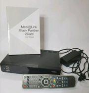 Medialink Black Panther 2Card HDTV