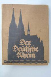 Album Der Deutsche Rhein 1930