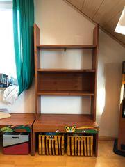 Kinderzimmermöbel in Massivholz- Janosch Modellreihe