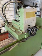 Flachbettschleifmaschine Messerschleifmaschine Göckel G30 RS