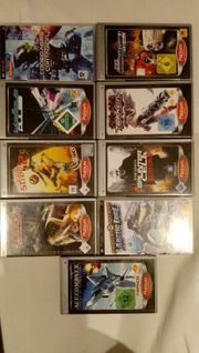 Psp PlayStation Portable Spiele Tekken