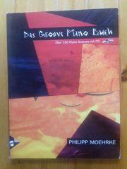 Klaviernoten Das Groove Piano Buch -