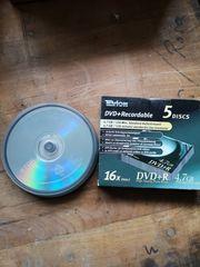 DVD Rohlinge