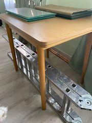 Tisch Buche zu verschenken ausziehbar