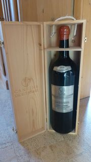 Italien Rot-Wein Rarität - 2010 Selvarossa