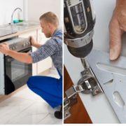 Schränke Aufbauen Küchen Montage