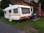Wohnwagen Tabbert Comtesse 530 auf
