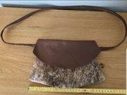 Neue Kuhfelltasche Kuhfell Tasche Schultertasche