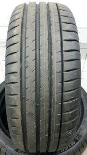 4 neuwertige Michelin 205 45