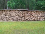 Privatverkauf ofenfertiges Brennholz Kaminholz gespalten