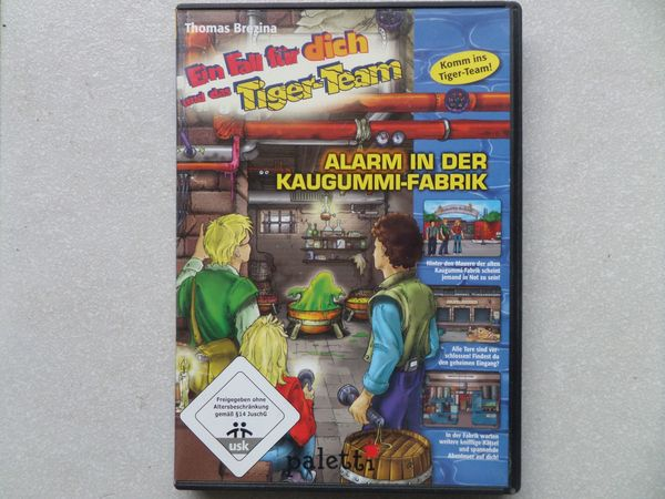 PC Spiel - Tiger Team