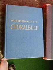 2 Choralbücher große und kleine
