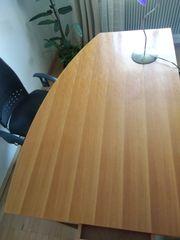 Origineller Schreibtisch aus Holz