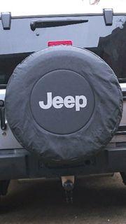 Original Jeep Ersatzradabdeckung