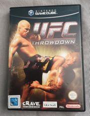 UFC Throwdown Nintendo Gamecube