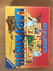 Das verrückte Labyrinth - Ravensburger Gesellschaftsspiel