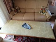 Marmor Tisch echte Marmorplatte Holz