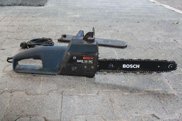 Elektro Kettensäge Bosch GKE 35