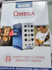 Aufnahme Studio OMEGA -Homrecording