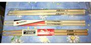 Drumsticks verschiedene Marken SONOR 5A